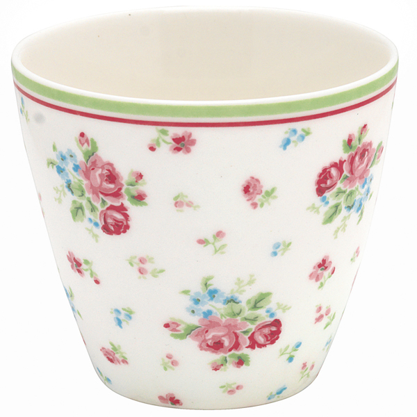 latte cup claire multicolour von greengate milch. Black Bedroom Furniture Sets. Home Design Ideas