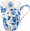 "Tasse ""Garden birds"" (white) in Geschenkbox. Victoria&Albert by Creative tops. Henkeltasse - Mug"