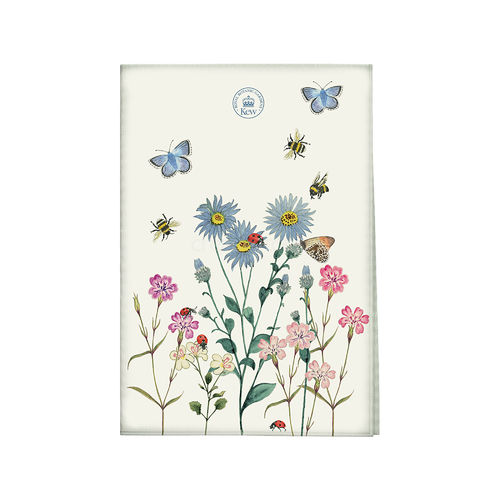 "Geschirrtuch ""Meadow Bugs"" (KEW Royal Botanic Gardens) von Creative tops. Tea towel"
