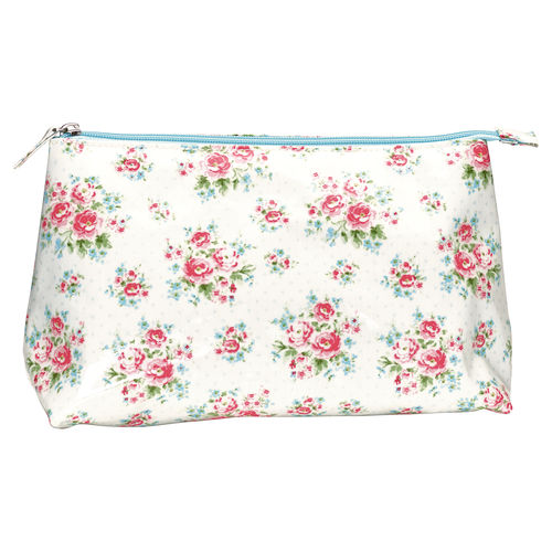 "Necessaire ""Tess"" (white) von GreenGate. Cosmetic bag large"