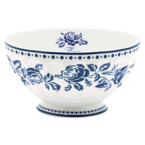 "Schale ""Fleur"" (blue) von GreenGate. French bowl x-large"
