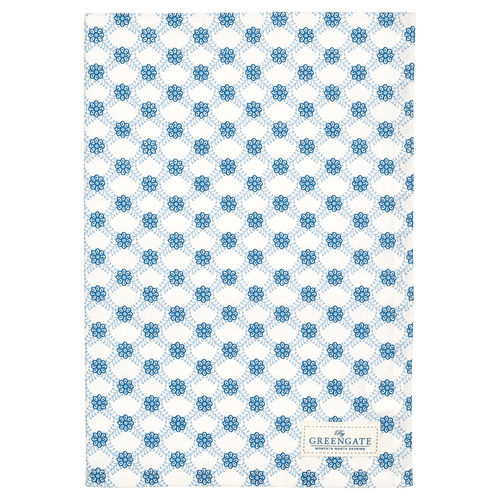 "Geschirrtuch ""Lolly"" (blue) von GreenGate. Tea towel"