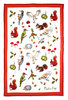 "Geschirrtuch ""Woodland"" von Madeleine Floyd by Ulster Weavers. Cotton tea towel"