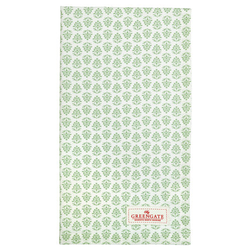 "Geschirrtuch ""Ashley"" (green) von GreenGate. Tea towel"