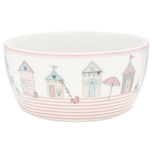 "Kinderschale ""Ellison"" (pale pink) von GreenGate. Kids bowl"