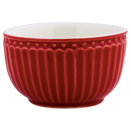 "Schälchen ""Alice"" (red) von Everyday GreenGate. Mini bowl"