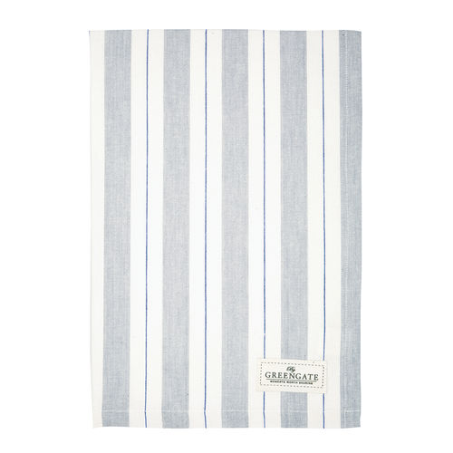 "Geschirrtuch ""Elinor"" (pale grey) von GreenGate. Tea towel"